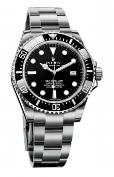 Часы Rolex DeepSea and Sea-Dweller
